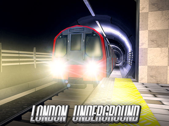 London Underground Simulator Full screenshot 5