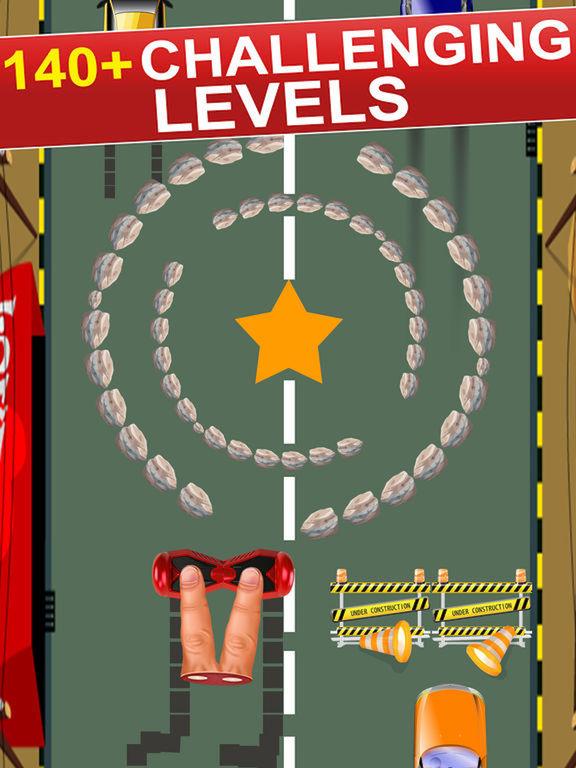 Finger Hover-board Skating Simulator screenshot 5