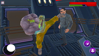 Monster Superhero's Fight for Survival screenshot 4