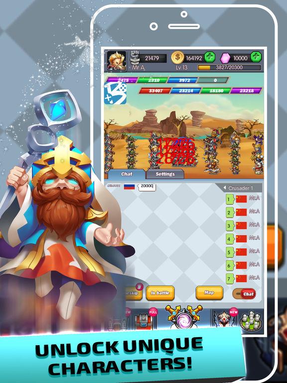 King of Crusades screenshot 10