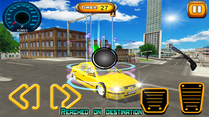 City Taxi Drive 2k17 screenshot 2