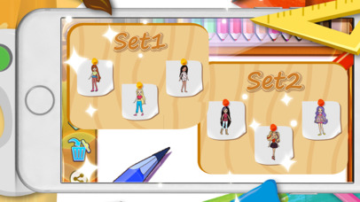 How to Sketch Fashion Dolls Pro screenshot 2