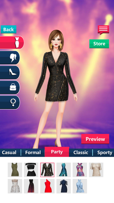 App shopper international fashion stylist games Fashion style games online