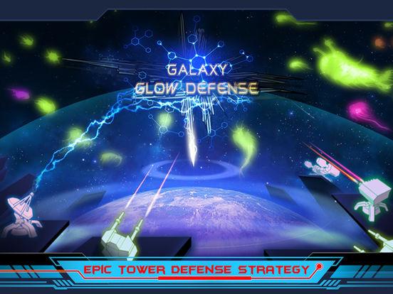 Galaxy Glow Defense screenshot 6