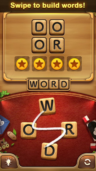 Screenshots of Word Connect ¤ for iPhone
