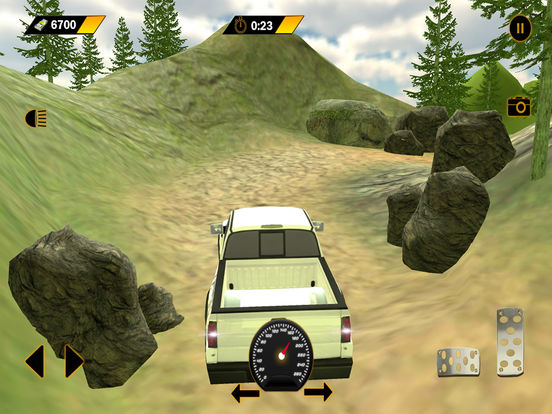 Offroad Extreme Hill Climb-Monster Truck Simulator screenshot 9