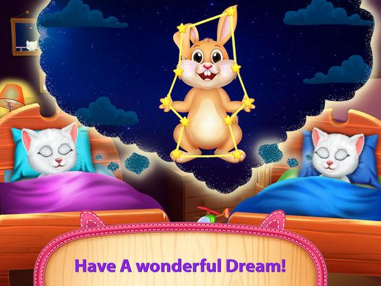 Cute Kitty's Bedtime Activities screenshot 9