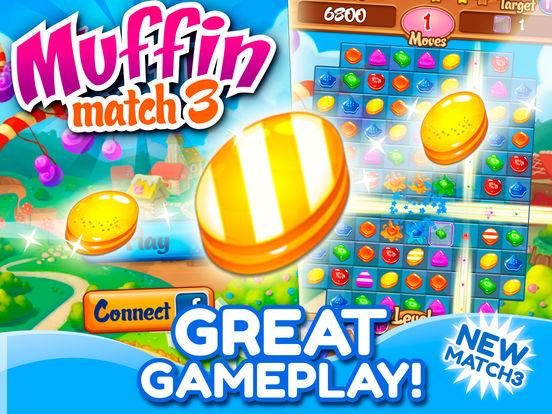 Muffin Match 3