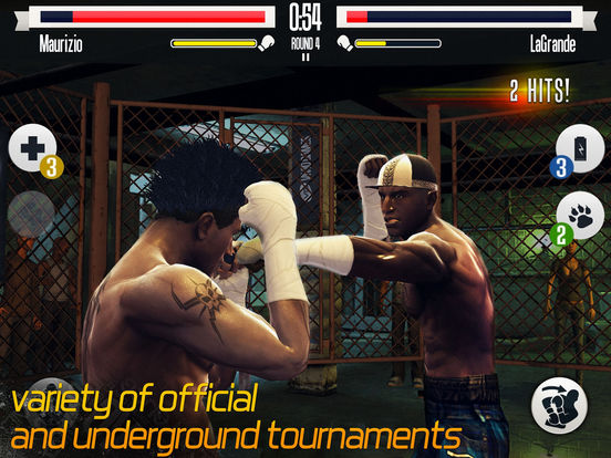Real Boxing Screenshots