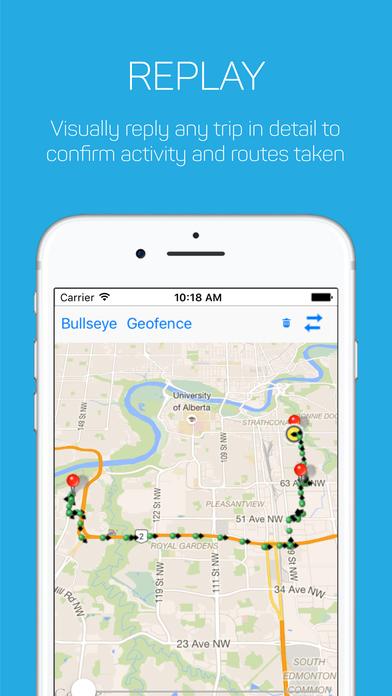 Titan GPS iPhone Screenshot 2