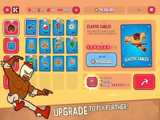 Burrito Bison: Launcha Libre screenshot 8