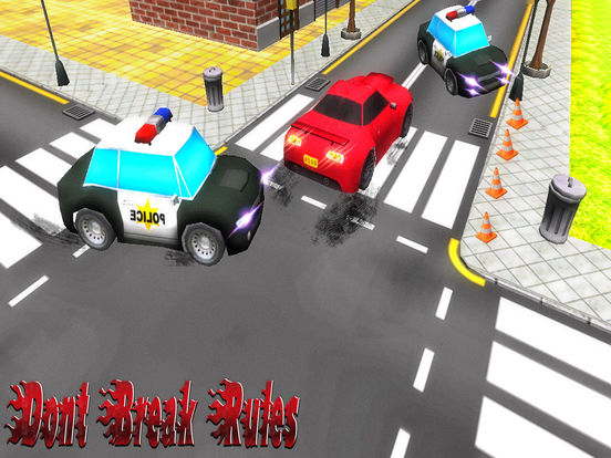 Cartonic Car Racing iPad Screenshot 1