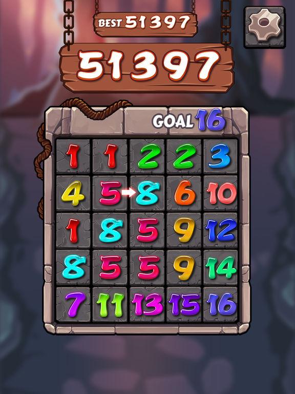 CrushNumber-Funny Number Game screenshot 6