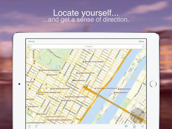 Seville on Foot : Offline Map Screenshots