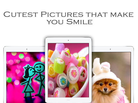 Cute Wallpapers √ Pro Screenshots