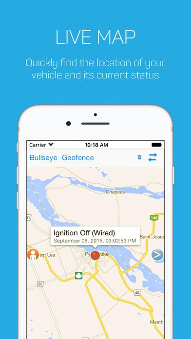 Titan GPS iPhone Screenshot 1