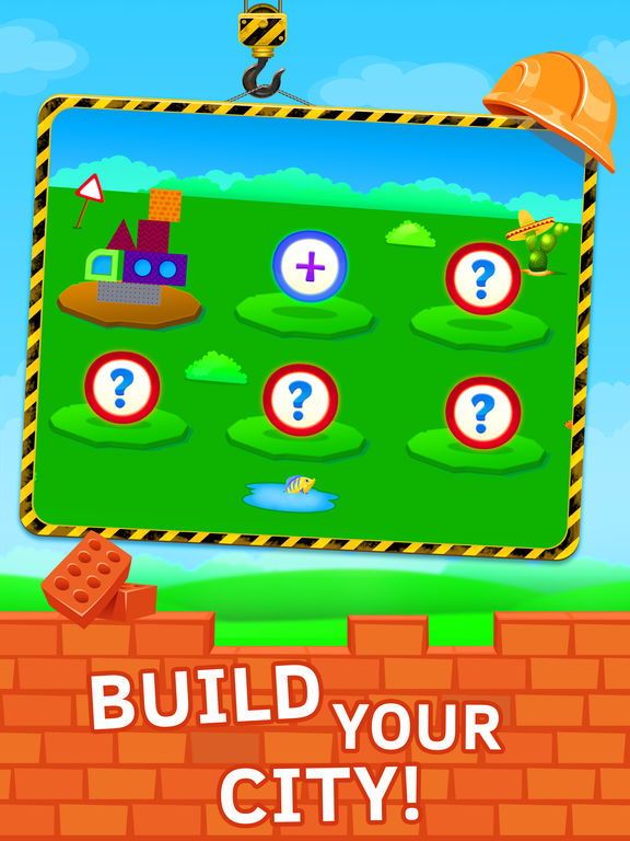 Build Your Own City Ipad App