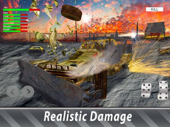 Extreme Death Derby Full screenshot 8