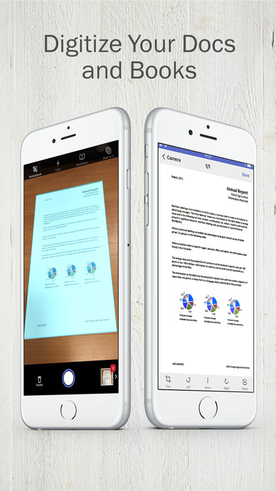 FineScanner - PDF Document Scanner App + OCR Screenshots