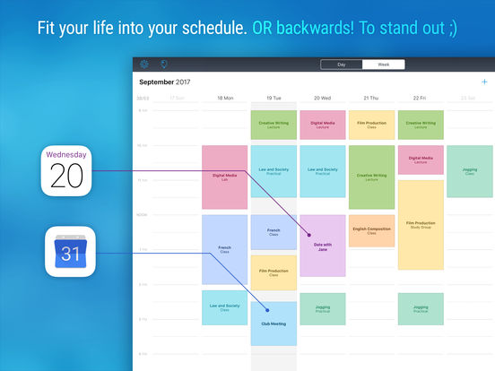 iStudiez Pro - лучший планировщик для студента Screenshot