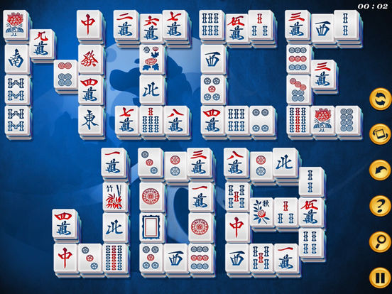 Mahjong Deluxe Screenshots