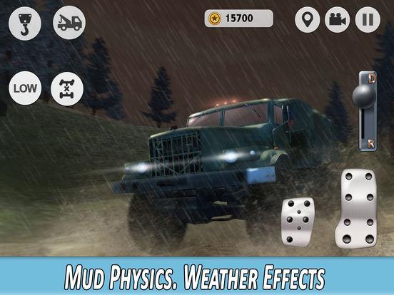 Offroad 4x4 SUV Simulator Full для iPad