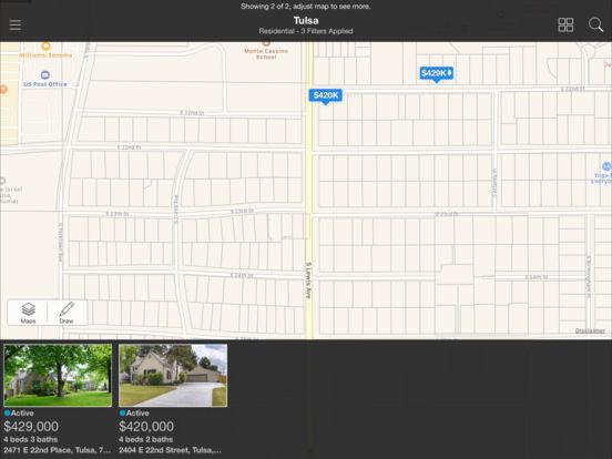 Tulsa MLS iPad Screenshot 3