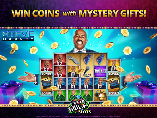 Hit it Rich! Casino Slots - Slot Machines iPad