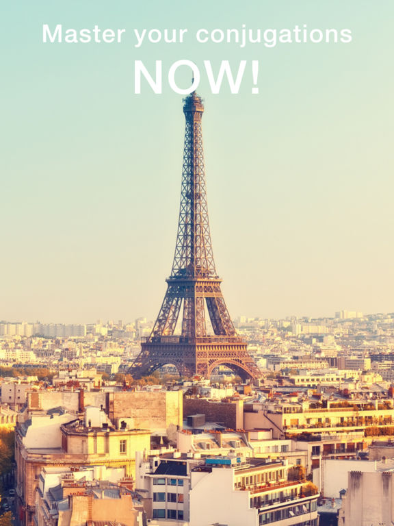 French Verb Conjugation - The Essential Grammar on the App Store