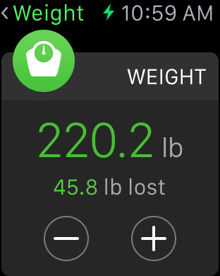 Calorie Counter PRO by MyNetDiary iPhone Screenshot 9