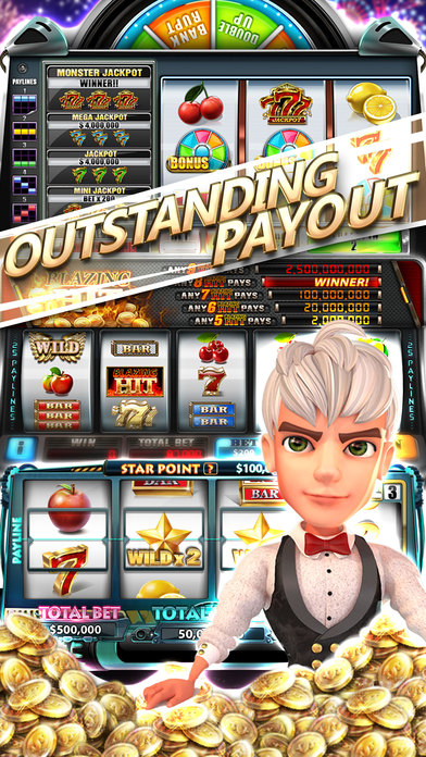 Screenshot 5 Full House Casino HD — Free Slots Free Table Games