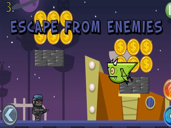 Soldier Adventures Game screenshot 6