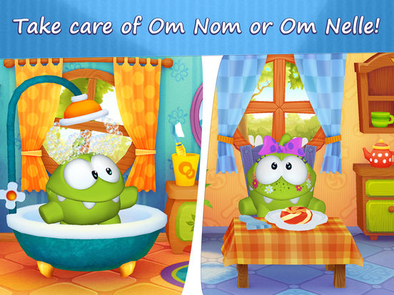 My Om Nom Screenshots