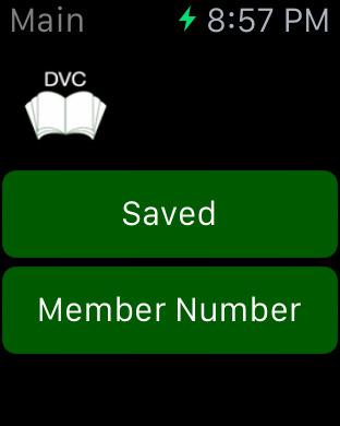 DVC Planner iPhone Screenshot 6
