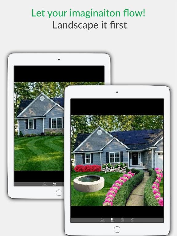 App Shopper Landscape Design home decor flower garden