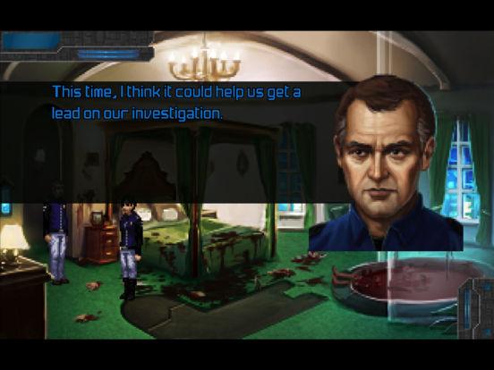 Technobabylon screenshot 7