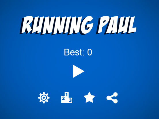 Running Paul Pro Screenshots