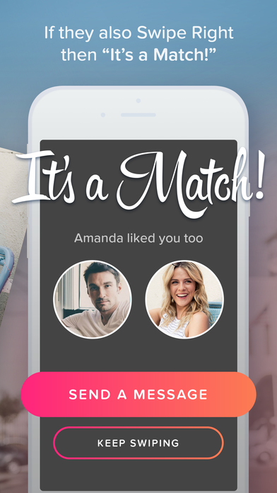Tinder screenshot