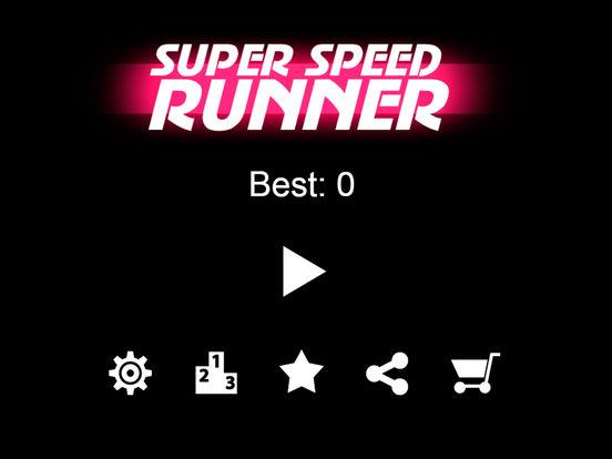 Super Speed Runner Pro screenshot 5