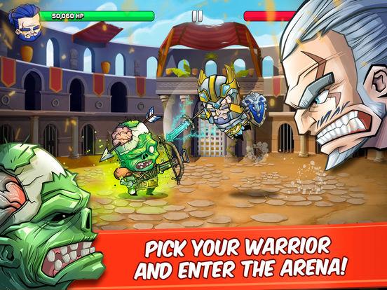 Tiny Gladiators screenshot 6