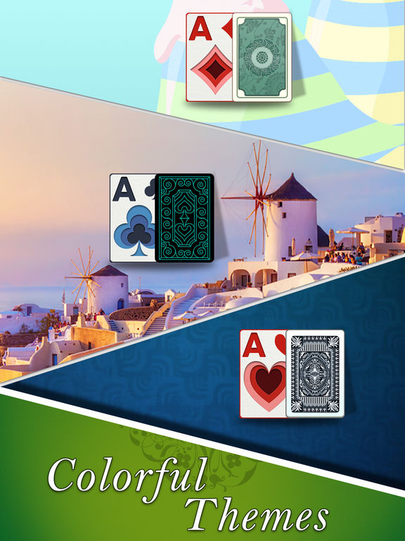 Solitaire - Free Card Games and Spider Solitarescreeshot 3