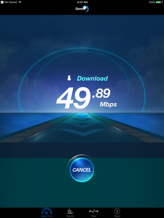 Internet Speed Pro - Mobile Screenshots