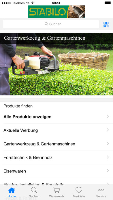 app shopper stabilo mobil fachmarkt baumarkt lifestyle. Black Bedroom Furniture Sets. Home Design Ideas