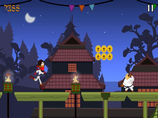 Ninja Mission Screenshots
