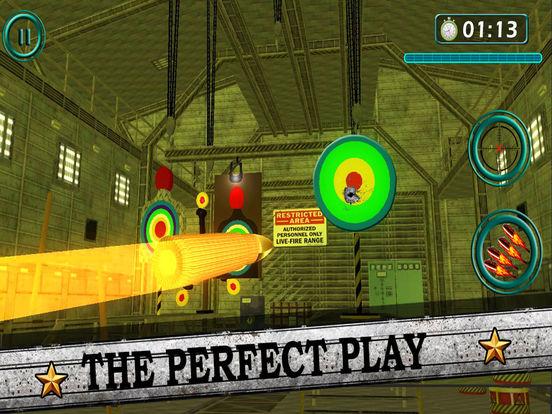 Симулятор боевого стрельбы из ярости 3d для iPad