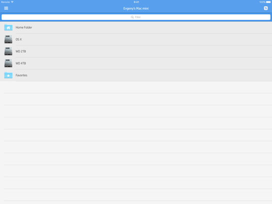 Usb-Накопитель, Видео Плеер Для Mac [PRO] Screenshot