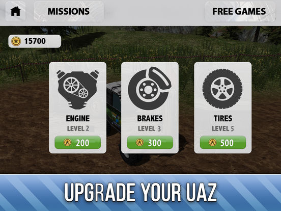 UAZ 4x4 Offroad Rally Full - Try Russian SUV Screenshots
