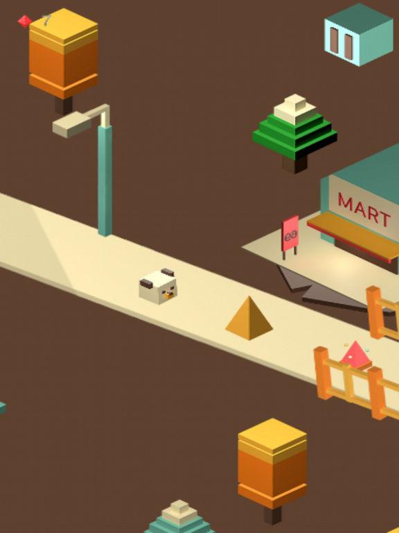 Mini Cubic Bear City Charger screenshot 5