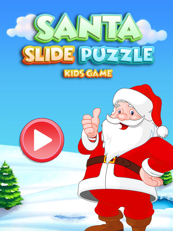 Santa Slide Puzzle For Kids screenshot 6