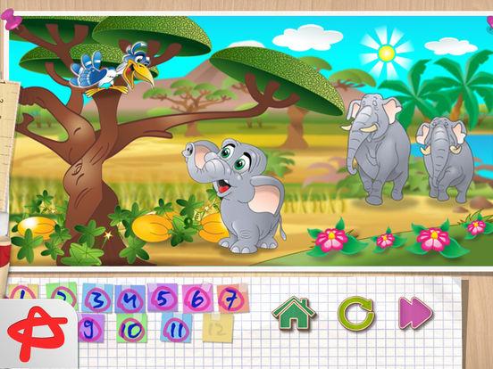 Shadow Shapes: Бесплатные Сказки и Пазлы для Детей для iPad